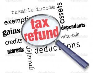 taxele din SUA